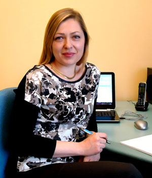 Oxana Lee - Health and Safety Consultant